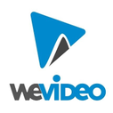 WeVideo Logo and link.